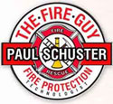 The Fire Guy - Logo